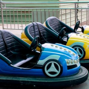 Rounders Bumper cars
