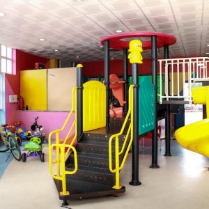 Rounders indoor Playroom