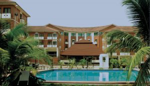 Green Legacy Resort within the Olusegun Obasanjo Presidential Library, Abeokuta