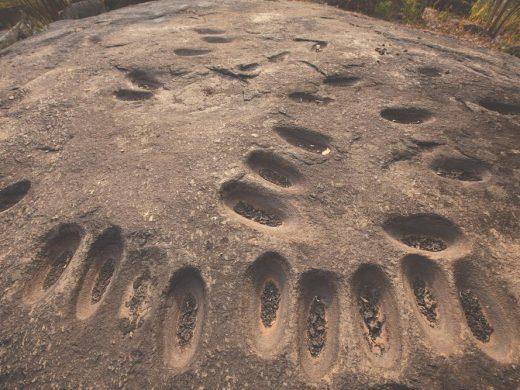 Archaeological sites within the Olusegun Obasanjo Presidential Library, Abeokuta